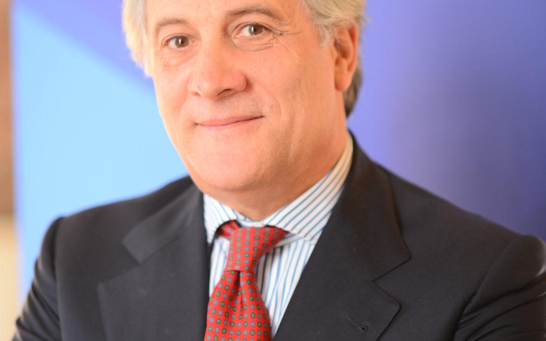 Caro Presidente Tajani…