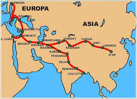 Via della Seta, Italia da che parte stai?