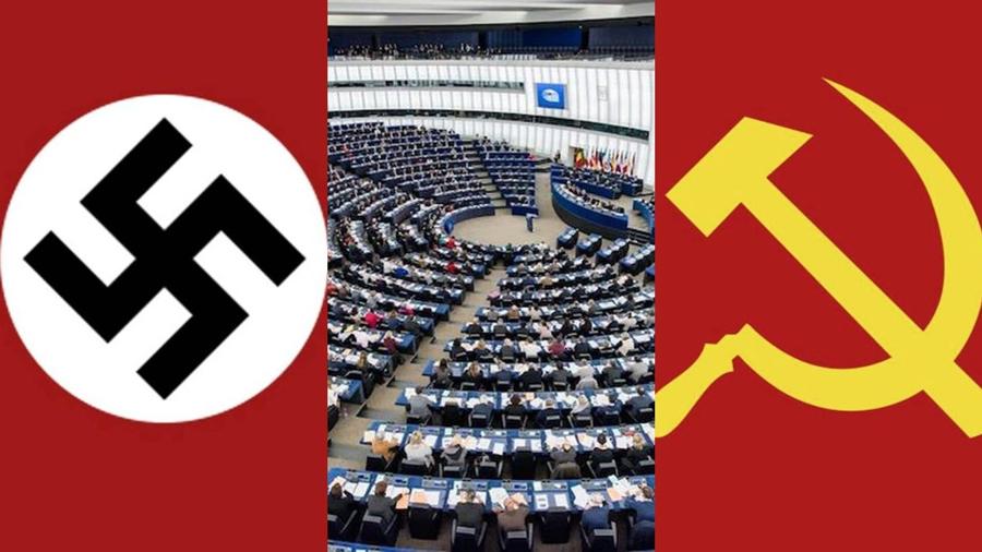 Comunismo e Nazismo sono da considerarsi uguali. Lo dice (finalmente) l'Europa