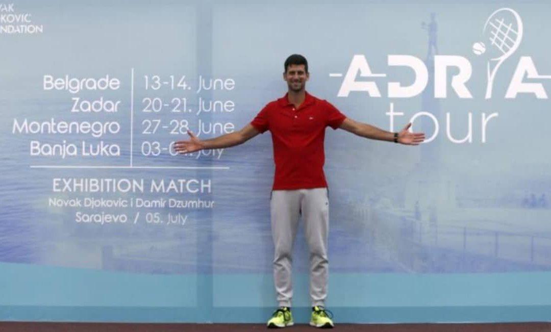"""#Novax Djokovic ed il rischio del """"tutti liberi"""""""