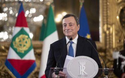 Draghi ha le idee chiare. Ecco i punti programmatici